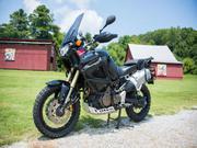 2012 - Yamaha Super Tenere XT1200Z Raven Black