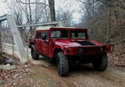 1998 Hummer H1 4 Door Open top
